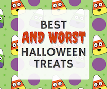 Best and Worst Halloween Treats for Your Teeth