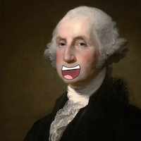George Washington's Teeth Were Not Made of Wood