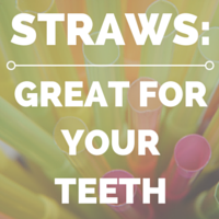 Does Drinking Through a Straw Help Your Teeth?