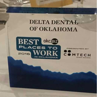 "Delta Dental of Oklahoma Recognized as one of the ""Best Places to Work in Oklahoma"""