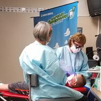 Student sealant clinic