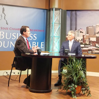 DDOK President and CEO Guest on State Chamber of Oklahoma Program