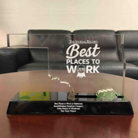 DDOK Named No. 3 on List of Best Places to Work in Oklahoma