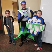 3 Ways Captain Supertooth Helps Make Smiles Brighter